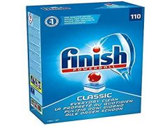 Finish Dishwasher Tablet 110's