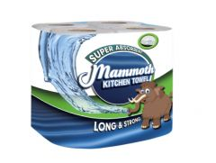 Mammoth Kitchen Towels Pack 24
