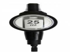Deluxe Round Spirit Dispenser GS 25ml