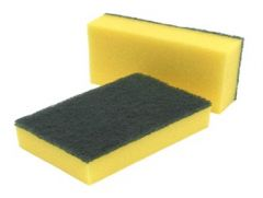 Robert Scott Caterer's Sponge Scourers *Large - Pack Of 10*