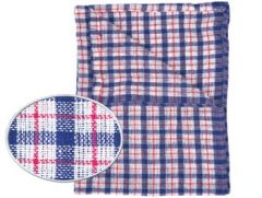 Robert Scott Coloured Check Tea Towel