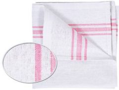 Robert Scott White Cotton Tea Towel