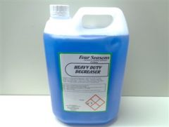 Four Seasons Heavy Duty Degreaser 5 Litre