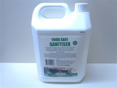 Greylands Food Safe Sanitiser 5 Litre *Certified against MRSA*