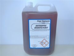 Four Seasons Antiseptic Disinfectant 5 Litre