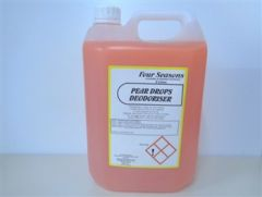 Four Seasons Pear Drops Deodoriser 5 Litre