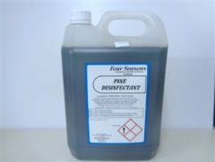 Four Seasons Pine Disinfectant 5 Litre