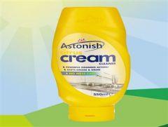 Astonish CITRUS CREAM CLEANER *550ml*