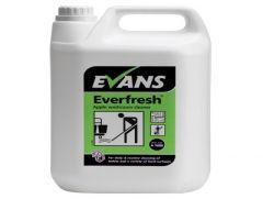 Evans Everfresh Apple Toilet & Washroom Cleaner 5 Litre
