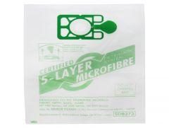 Numatic henry as200 microfibre bags pk10