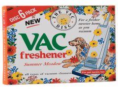 Vac freshners pk6
